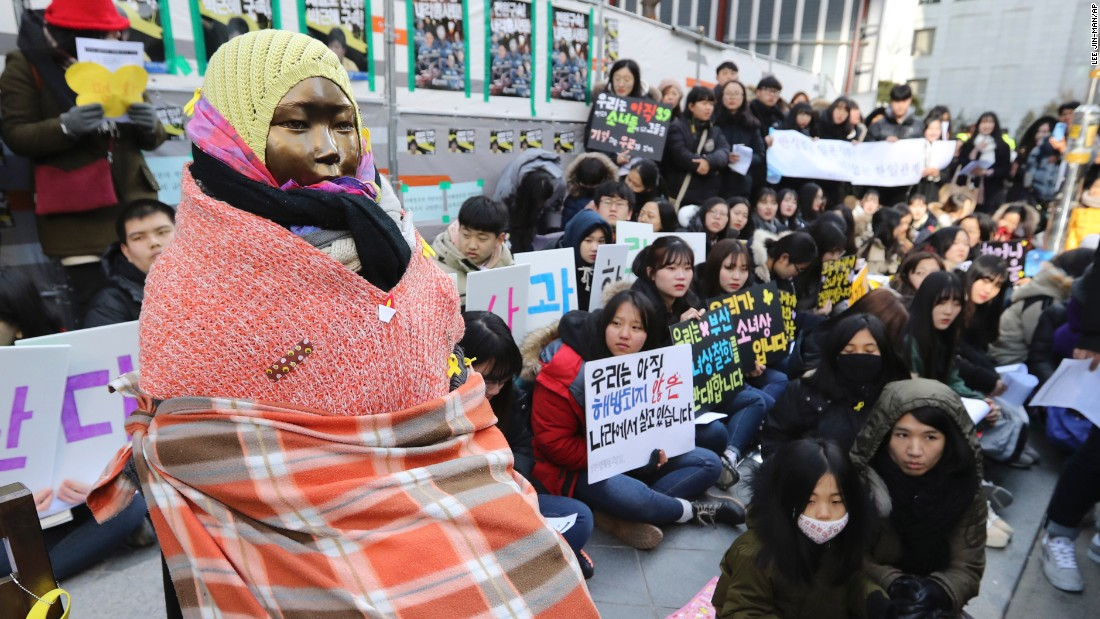 S. Korea's New President Questions Japan 'comfort Women' Deal