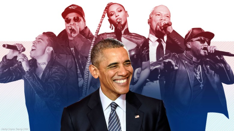 What hip hop tells us about President Obama