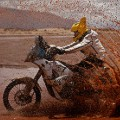 Dakar Rally spray