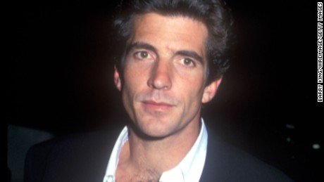 1993 file photo of John F. Kennedy Jr. (Photo by Barry King/WireImage)