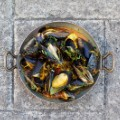 houston brasserie moules mariniere