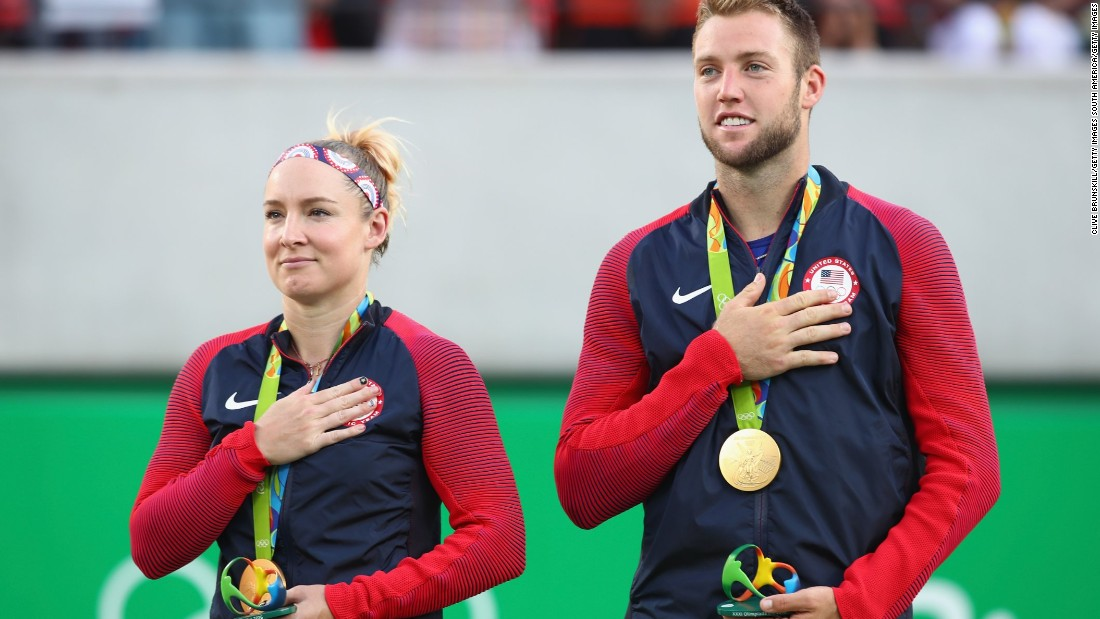 Alongside fellow American Bethanie Mattek-Sands, the Kansas City resident  won Olympic gold in the Rio 2016 mixed doubles tournament, coming back from a set down to defeat compatriots Venus Williams and Rajeev Ram.