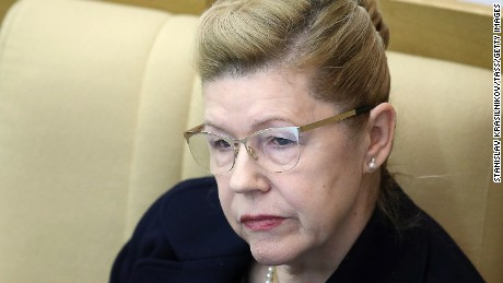 Arch-conservative senator Yelena Mizulina is sponsoring the bill.