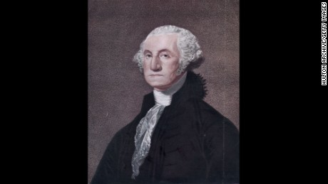 President George Washington set the tone for future inaugural oaths.
