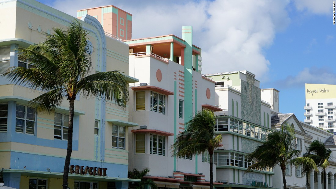 miami beach art deco around every corner. Black Bedroom Furniture Sets. Home Design Ideas