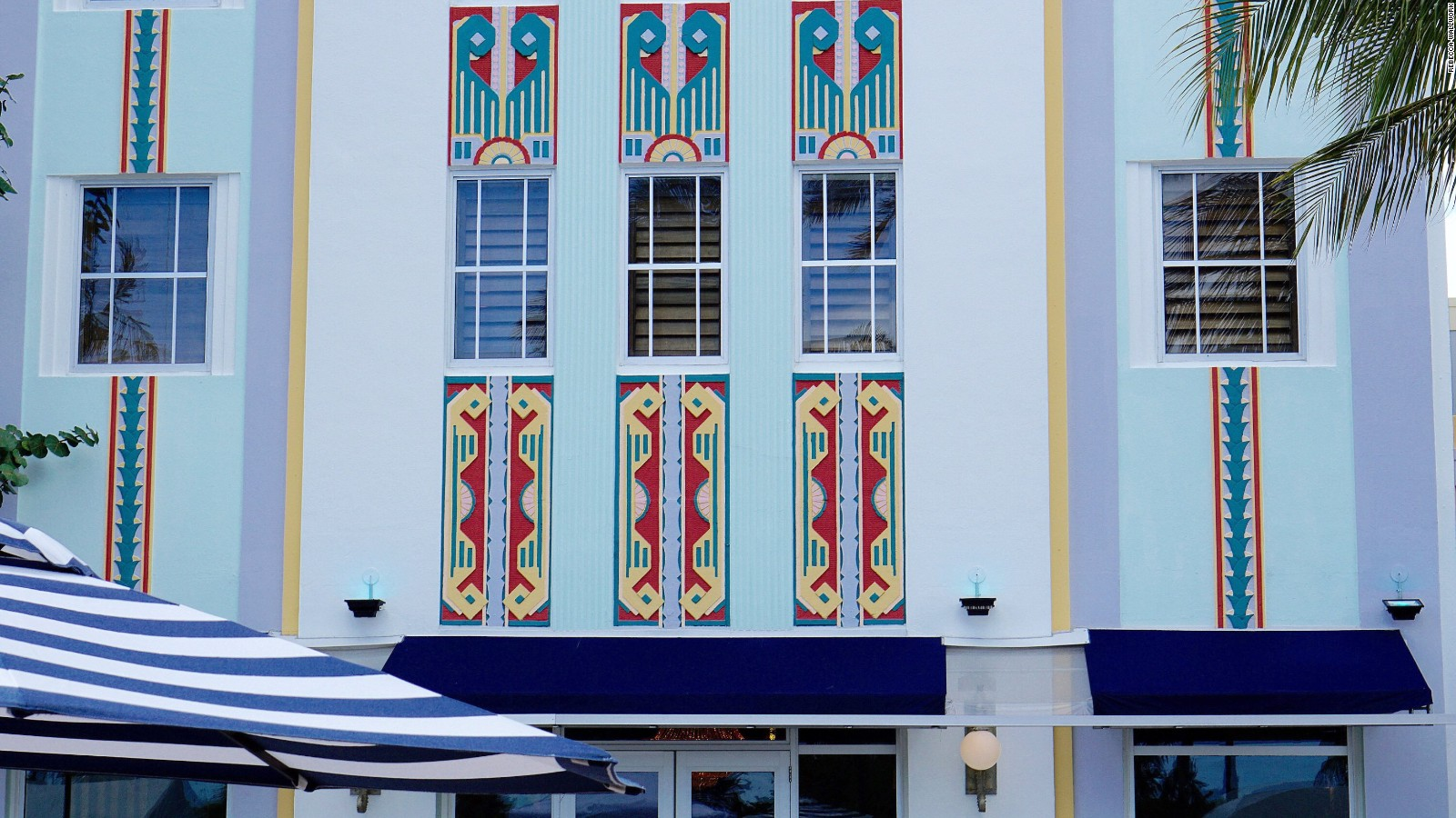 miami beach: art deco around every corner | cnn travel
