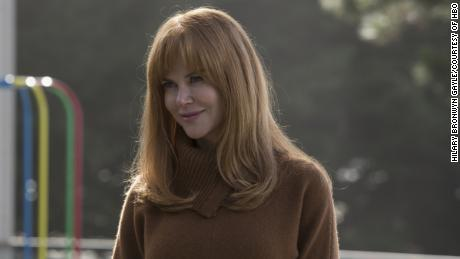 "Nicole Kidman in ""Big Little Lies."""