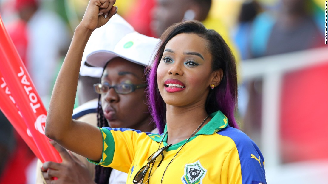 Football supporters had descended on Gabon's capital Libreville to witness the 2017 Africa Cup of Nations kick off.