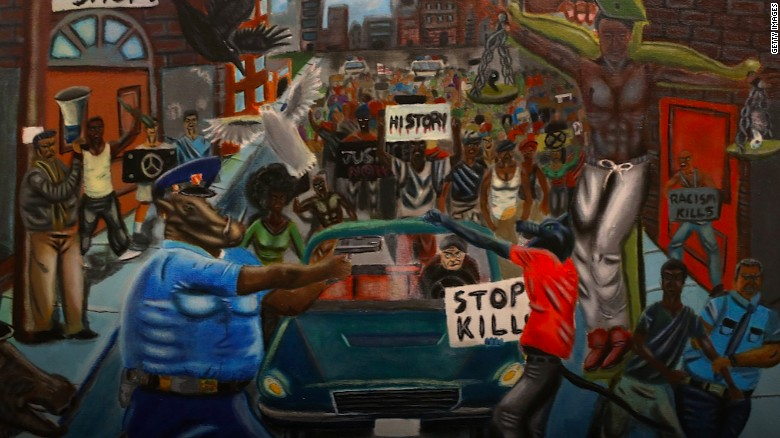 Controversial art to be removed from Capitol