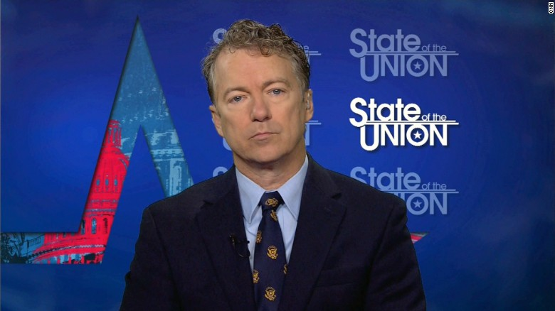 Rand Paul unveils Obamacare replacement bill