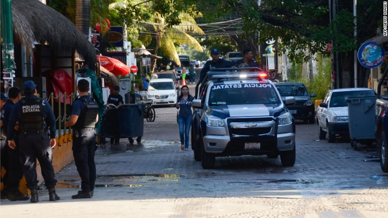 What we know about Mexico club shooting
