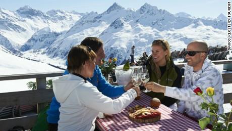 Apres-Ski Davos Jakobshorn