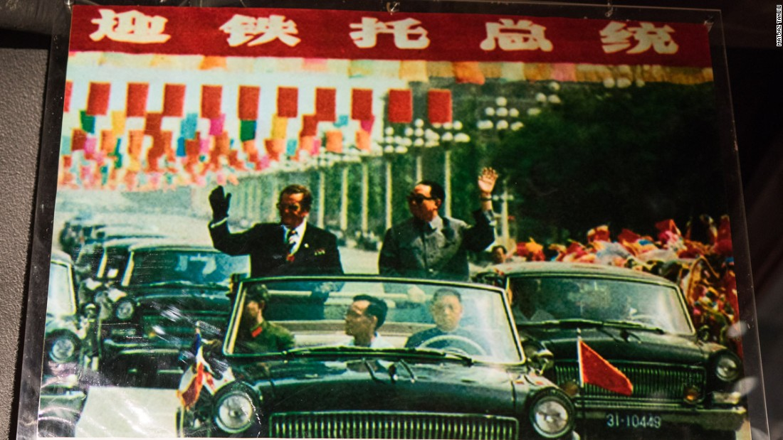 Hongqi cars were made exclusively for Chinese government officials.<br />