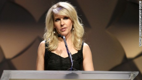 Mistress of Ceremonies Monica Crowley speaks onstage during Friends Of The Israel Defense Forces Western Region Gala at The Beverly Hilton Hotel on November 5, 2015 in Beverly Hills, California.