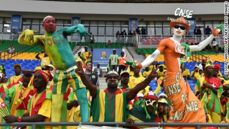 Reigning champion Ivory Coast faced a resilient Togo team in Group C's opening fixture.