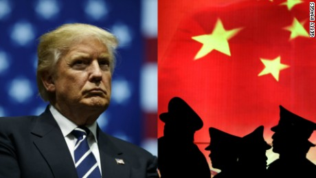 China-U.S. relations uncertain under Trump