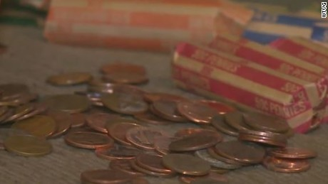 Man to receive one millionth penny for charity