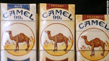 cnnmoney camel tobacco