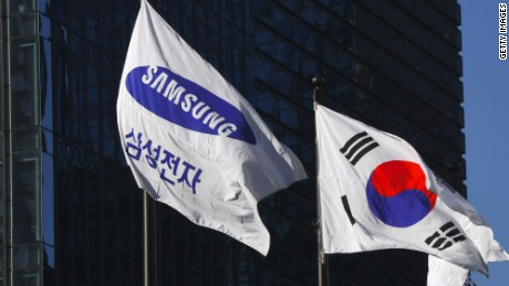 cnnmoney samsung south korea