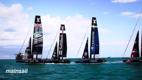 Find out more about the America's Cup World Series