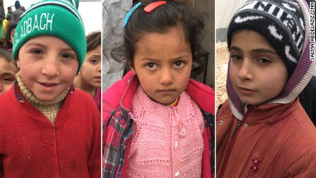 Inside rebel-held Syria, where children beg to die