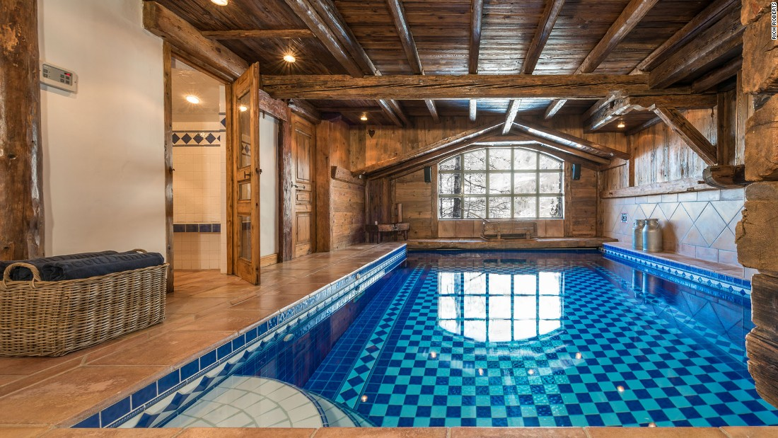 <strong>Chalet Eagle's Nest, Val d'Isere (France): </strong>This Tarentaise treasure offered the first swimming pool in a private chalet in 2002. It's recently added a cantilevered deck with hot tub to its list of offerings.