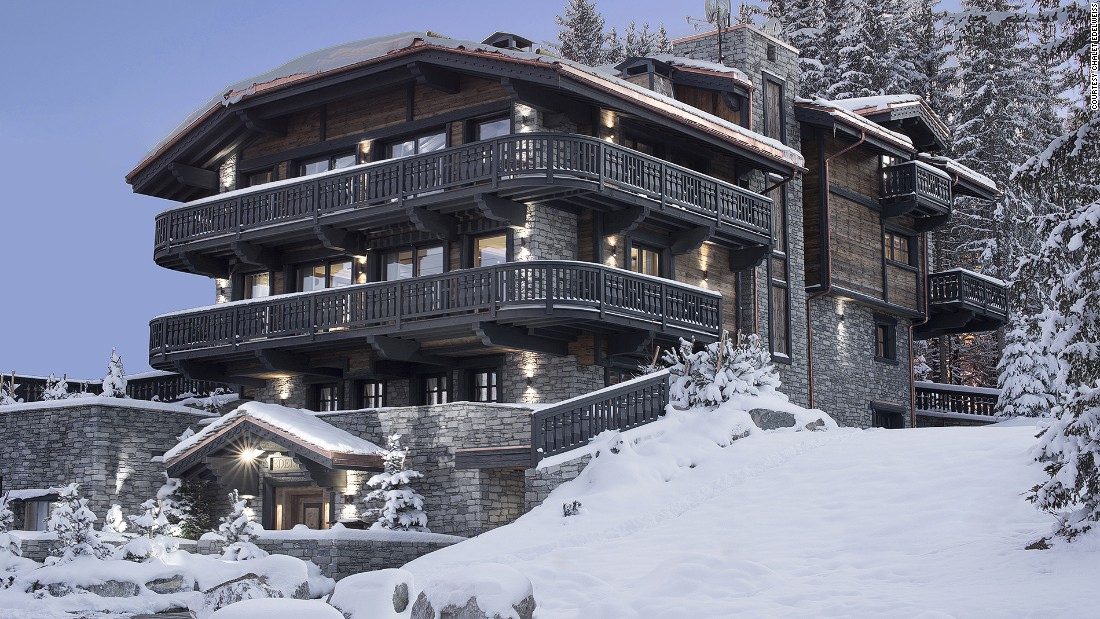 <strong>Chalet Edelweiss, Courchevel (France):</strong> The 3,000-square-meter luxury space is favored by Russian oligarchs, sporting mega stars and industry magnates.