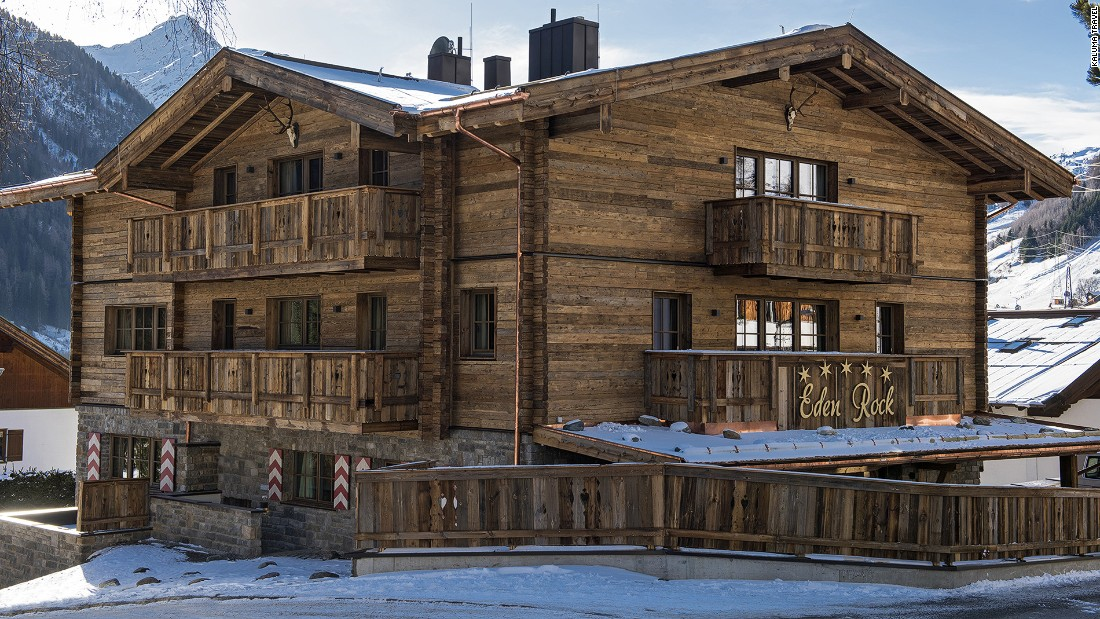 <strong>Chalet Eden Rock, St Anton (Austria): </strong>The St Anton's chalet rocks a traditional exterior with a sleek and stylish interior. The 10-room chalet also houses a gym, swimming pool with jet stream, sauna and steam room.