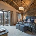 Top ski chalet EdenRock Bedroom 1