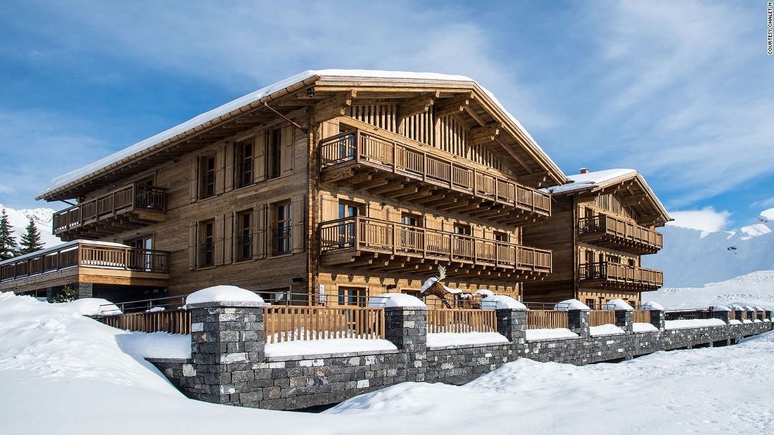 <strong>Chalet N, Lech (Austria): </strong>This commanding castle blends traditional alpine styling with high-end interior design. It sleeps 18-22 guests.
