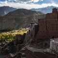 Beautiful India Leh Ladakh Basgo Monastery-154209057