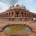 Beautiful India New Delhi Humayun's Tomb-165118407