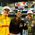 Ryan Hunter Dee Gordon Reay Kurt Busch