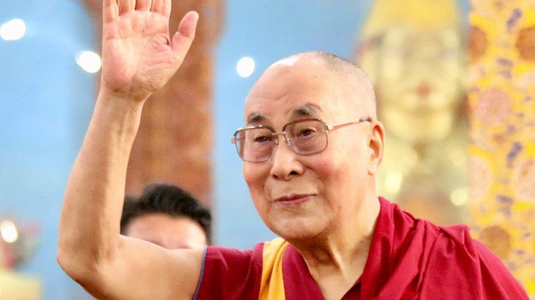 Dalai Lama: 'World belongs to humanity'
