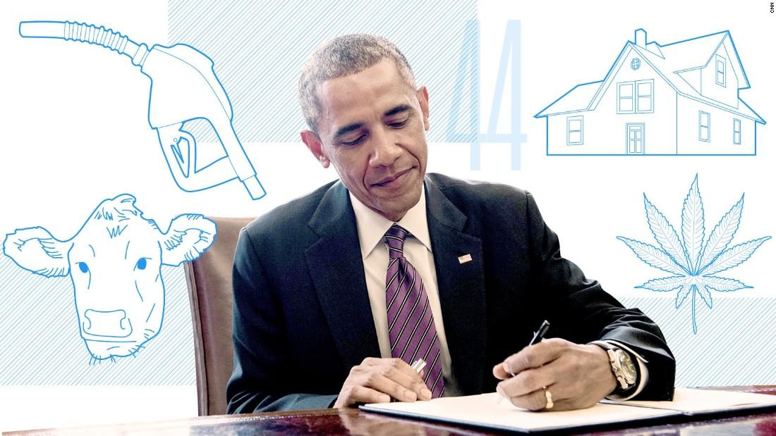 cnn.com - Eli Watkins - 44 ways to judge the Obama era