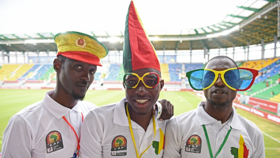 Mali went into the match as underdog and Egypt's Pharaohs are hoping to win their eighth Africa Cup of Nations.