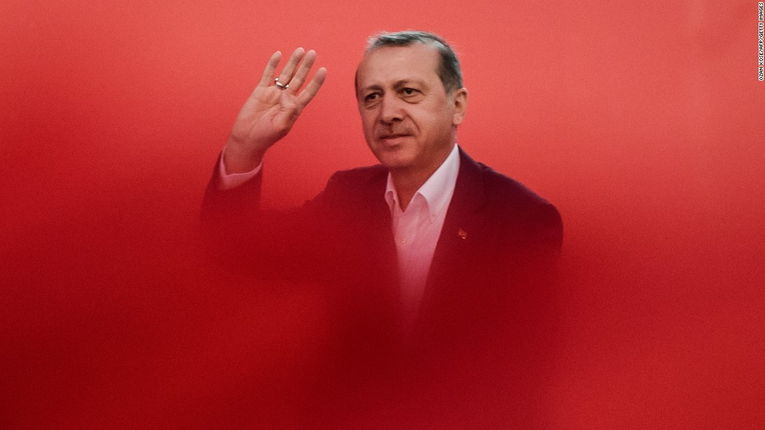 Turkish lawmakers approve bill boosting Erdogan's power
