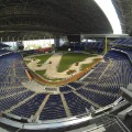 ROC Marlins Park track construction