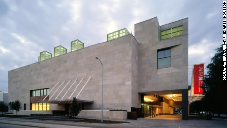 The Museum of Fine Arts, Houston, is home to 65,000 works of art.