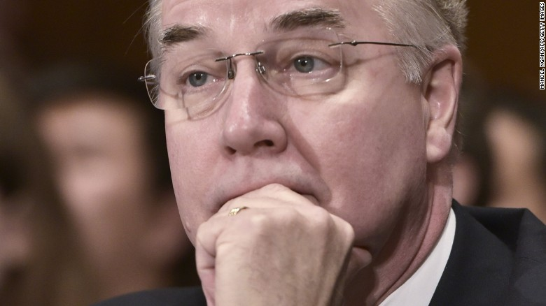 Senate Democrats grill HHS pick Tom Price