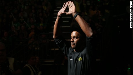 New Oregon head football coach Willie Taggart apologized over the players' hospitalization.