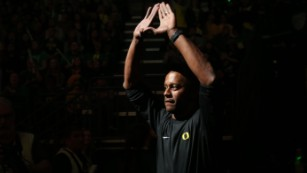 Oregon suspends strength coach after football players hospitalized