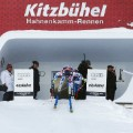 Kitzbuhel downhill start
