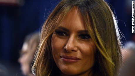 Donald Trump calls treatment of first lady unfair