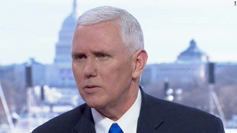 Mike Pence: Trump 'getting very close' to Obamacare replacement ...