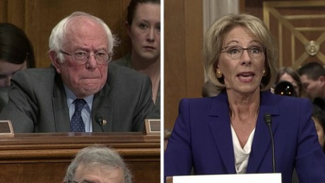 Democrats challenge Trump's education pick ORIG TC _00001201.jpg