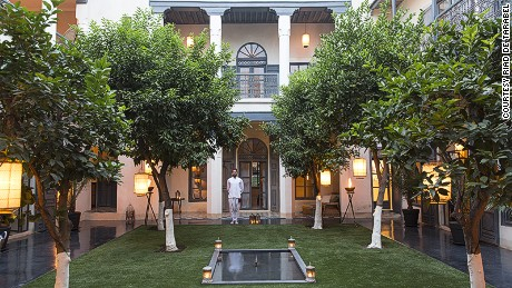 Riad De Tarabel, Marrakech
