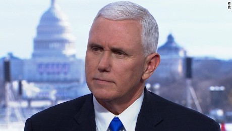 mike pence iso