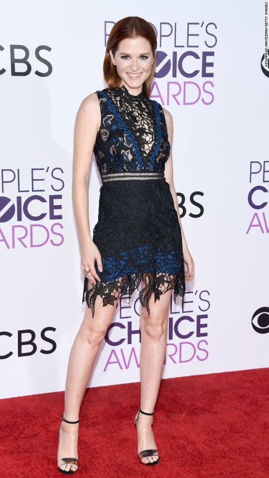 2017 People's Choice Awards: Red carpet