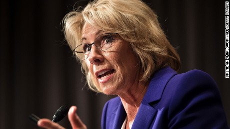 Betsy DeVos appears to have plagiarized quotes for Senate questionnaire